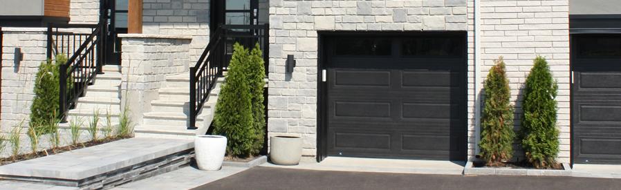 Portes de garage sherbrooke granby estrie for Porte de garage artens premium avis